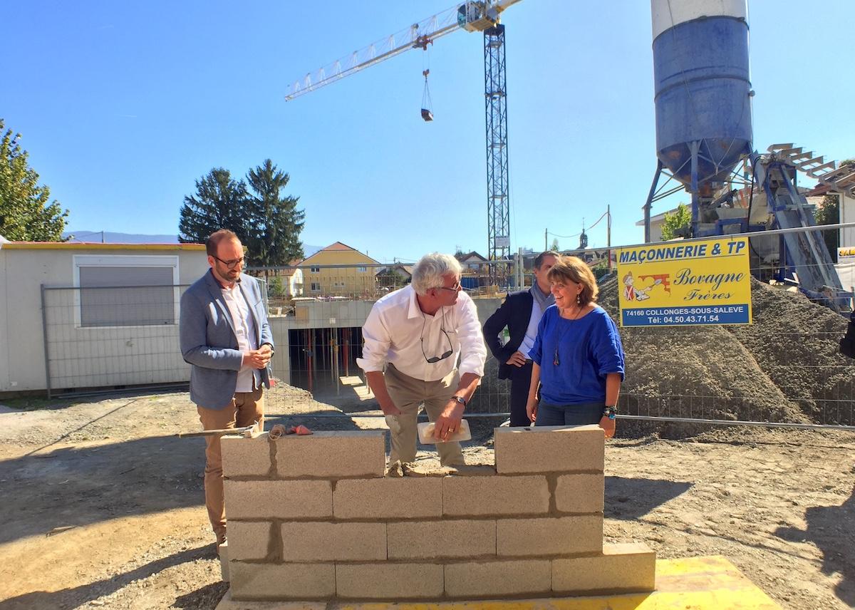 Le projet Parséa, des logements pour favoriser la mixité sociale à Ville-la-Grand ©MoveOnMag