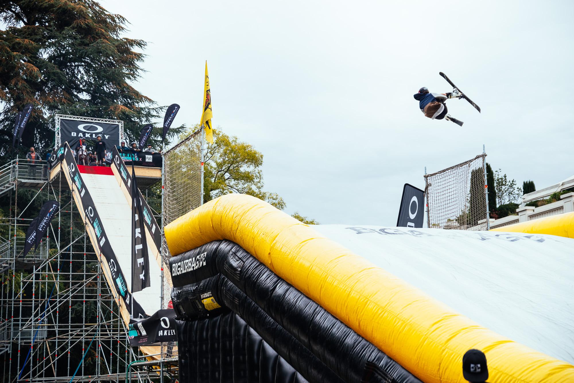 Big Air à tester ! @High Five Festival