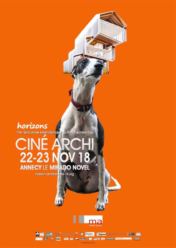 19° rencontres internationales du film d'architecture d'Annecy