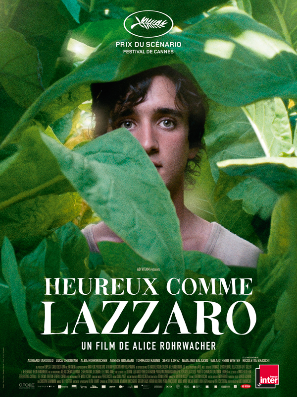«Heureux comme Lazzaro», d'Alice Rohrwacher