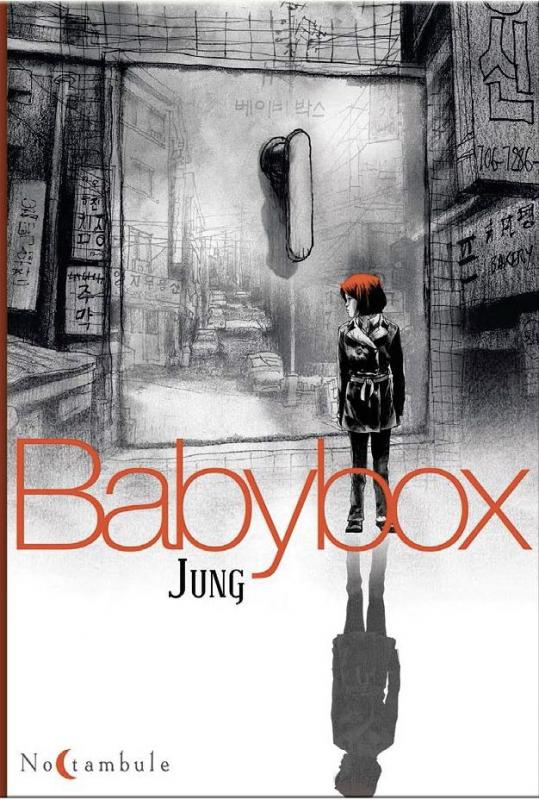 """Jung, """"Couleur de peau : miel"""" et """"Babybox"""""""