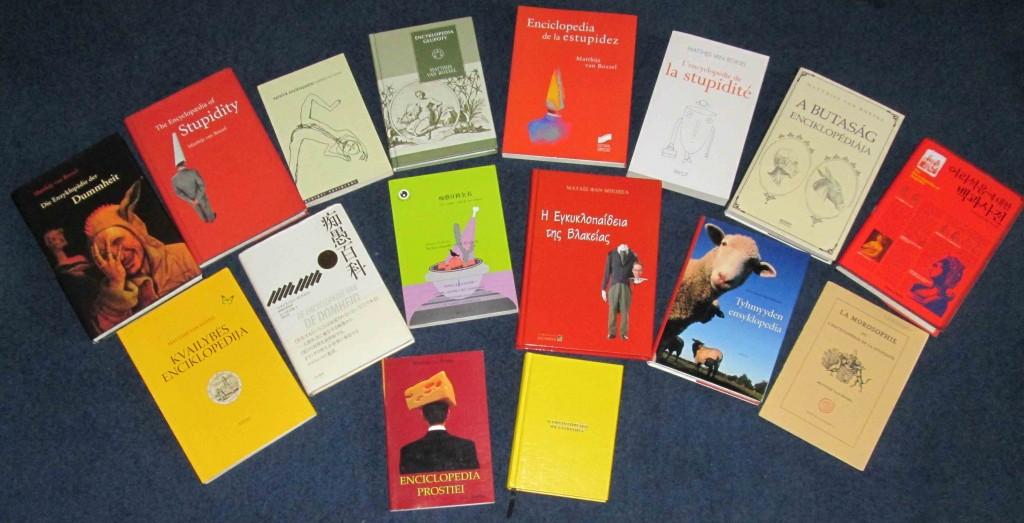 L'encyclopédie de la stupidité de Matthijs van Boxsel chez Payot