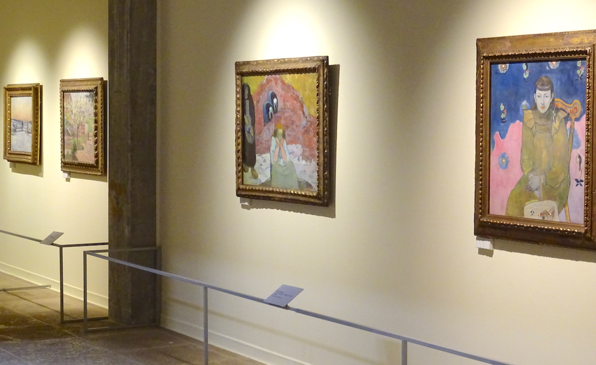 Fondation Pierre Gianadda « Trésors Impressionnistes » ©Paul Rassat