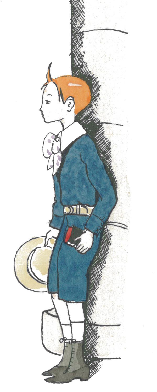 Poil de Carotte illustré par P. Falké © RMN-Grand Palais Mathieu Rabeau