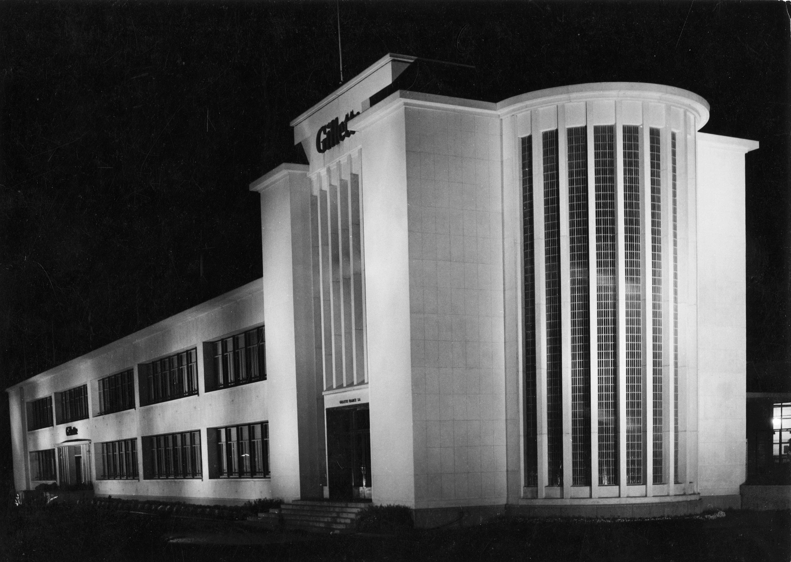 Immeuble Gillette