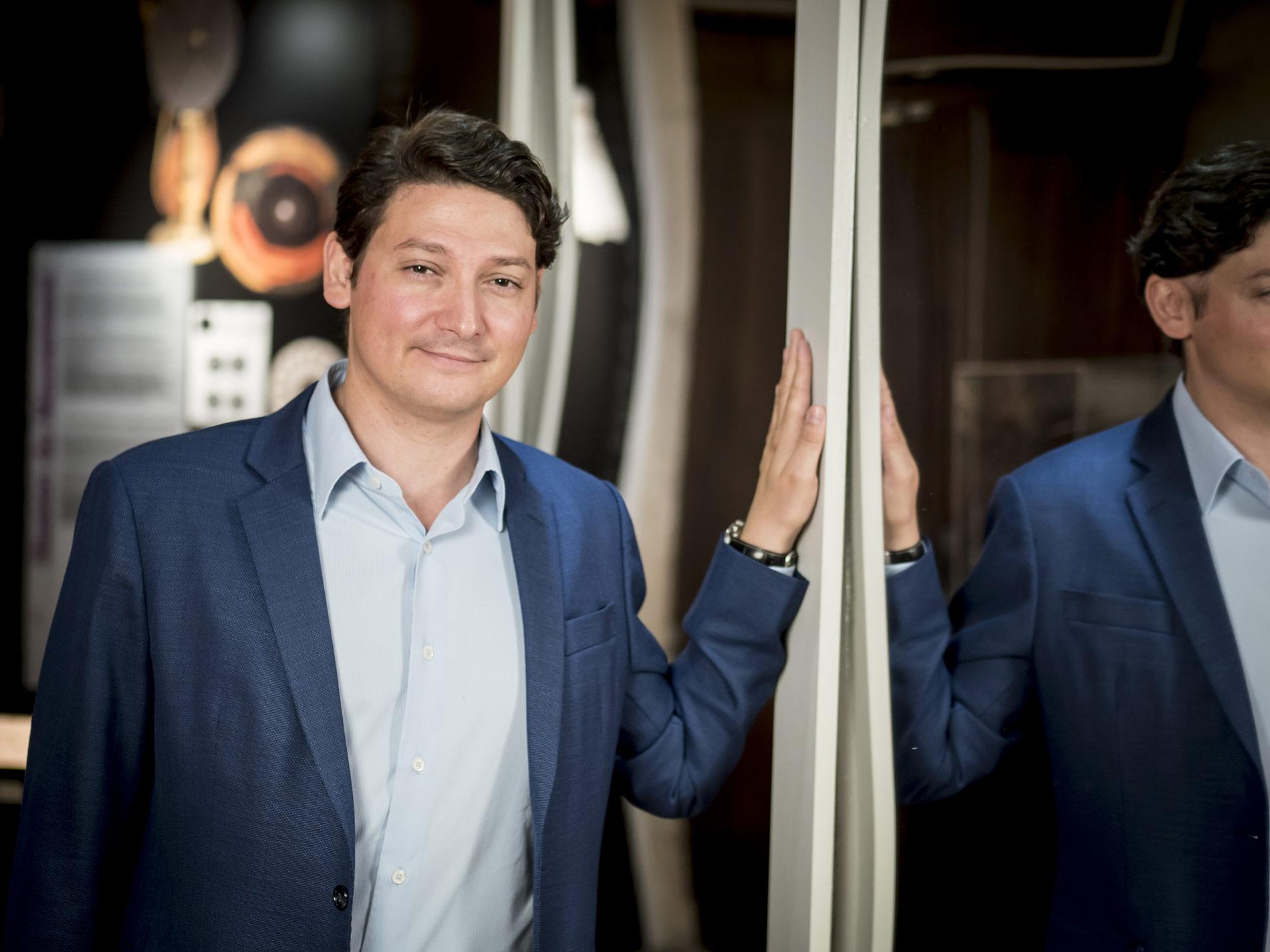 Mickaël Marin, directeur  ©G.Piel / CITIA