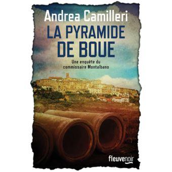 Andréa Camilleri : La pyramide de boue (Fleuve noir)