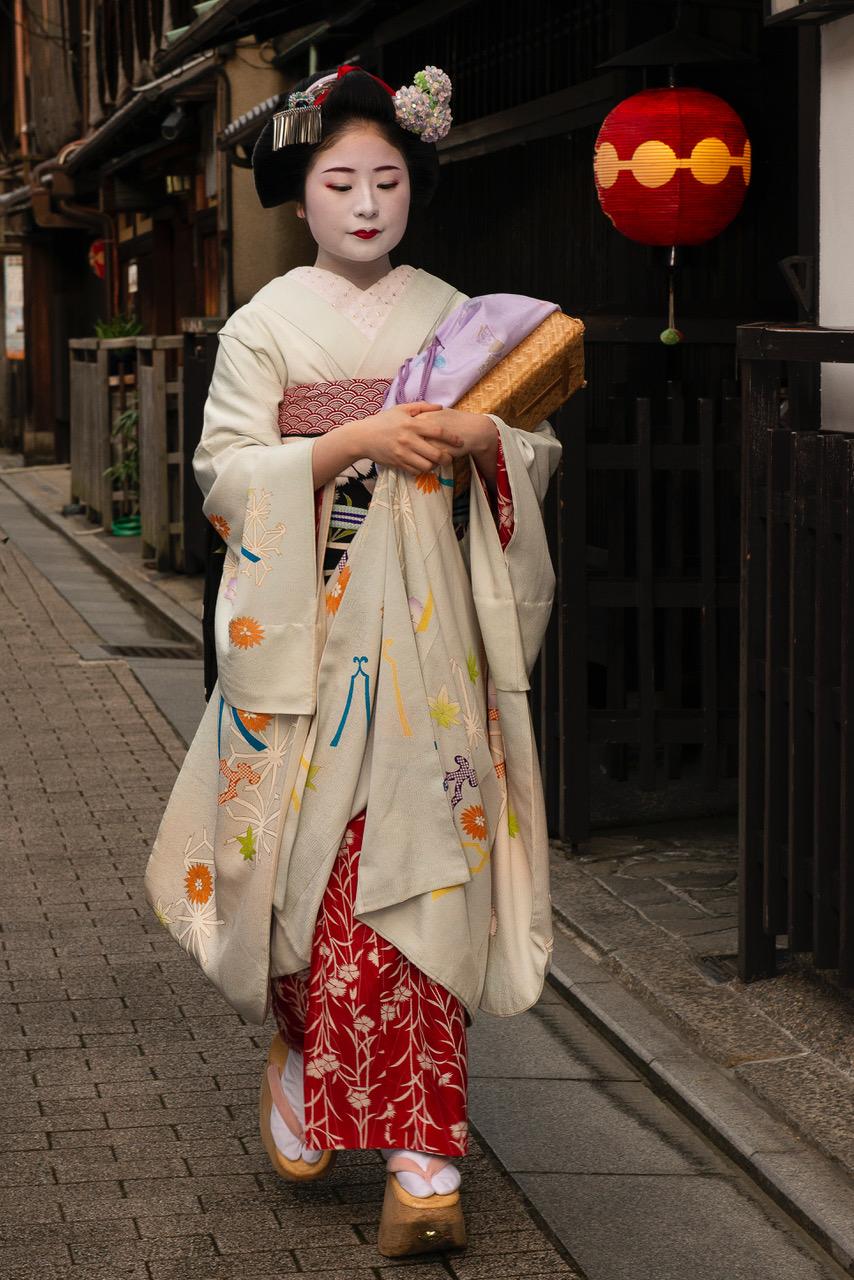 Exposition photos de Gilles Camillieri Kimonos & Yukatas