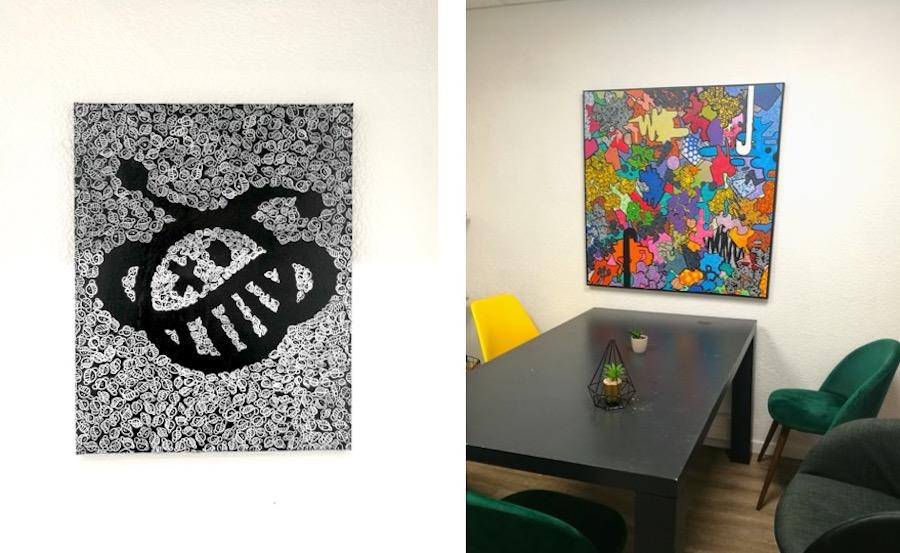 Un petit tour au 7th Element, espace de coworking à Annecy