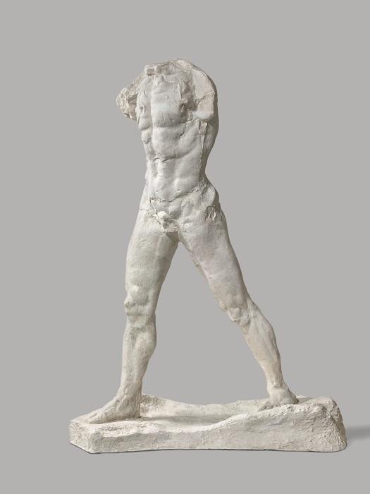 L'Homme qui marche ©Musée Rodin. Hervé Lewandowski