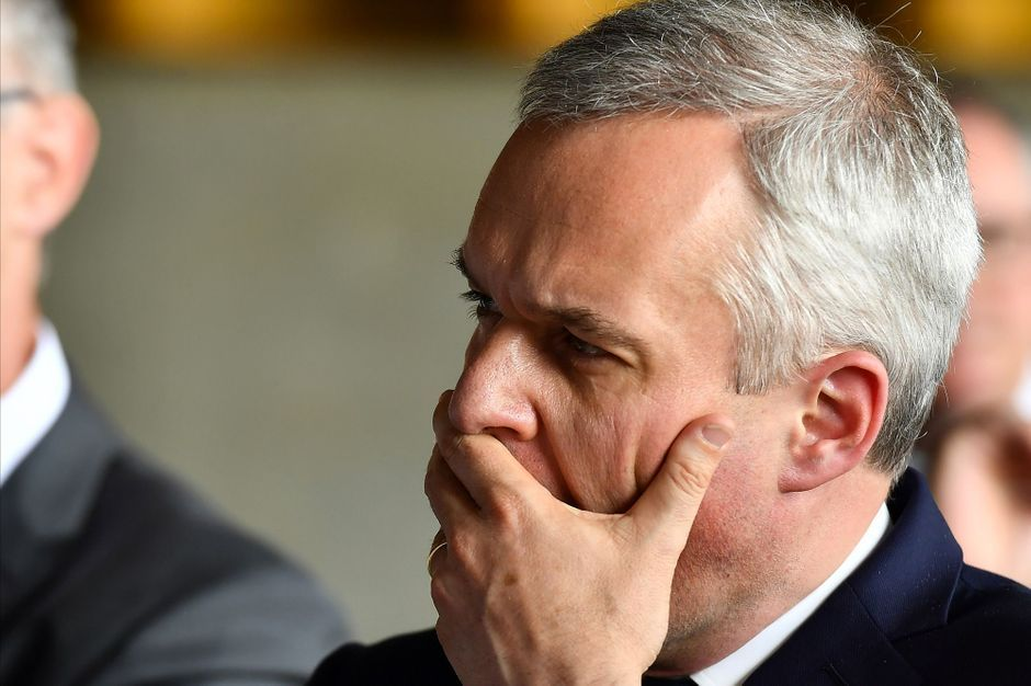 François de Rugy © Georges Gobet / AFP