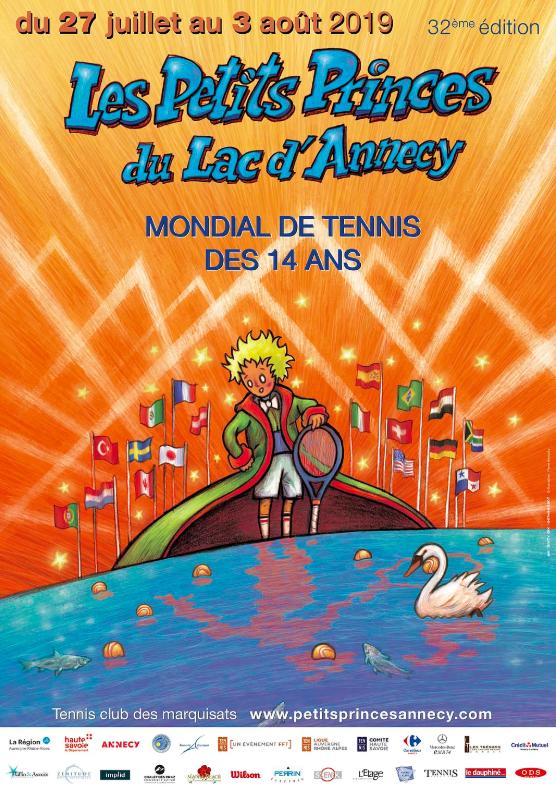 Le Tournoi des Petits Princes du Lac d'Annecy grandit bien