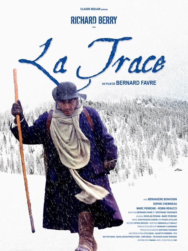 « La Trace » de Bernard Favre au Mikado/Annecy le 14 Octobre prochain