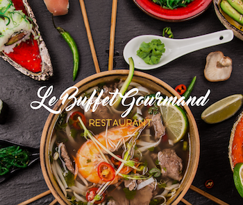 Le Buffet Gourmand - Buffet à volonté - Annecy - Seynod