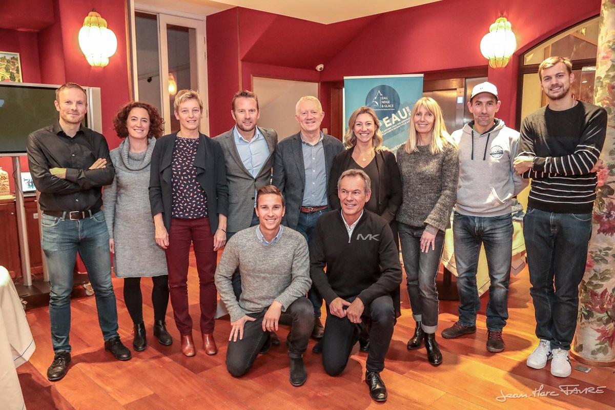 Et une équipe de passionné(e)s parmi lesquels Véronique Riotton. Photo © J-Marc Favre