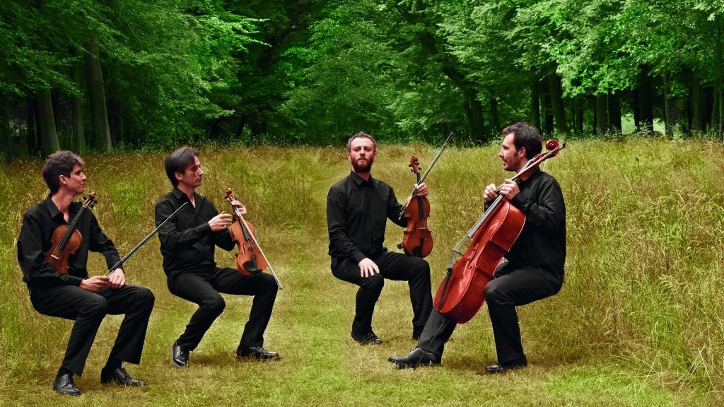 Quatuor Béla ©L. Fernandez