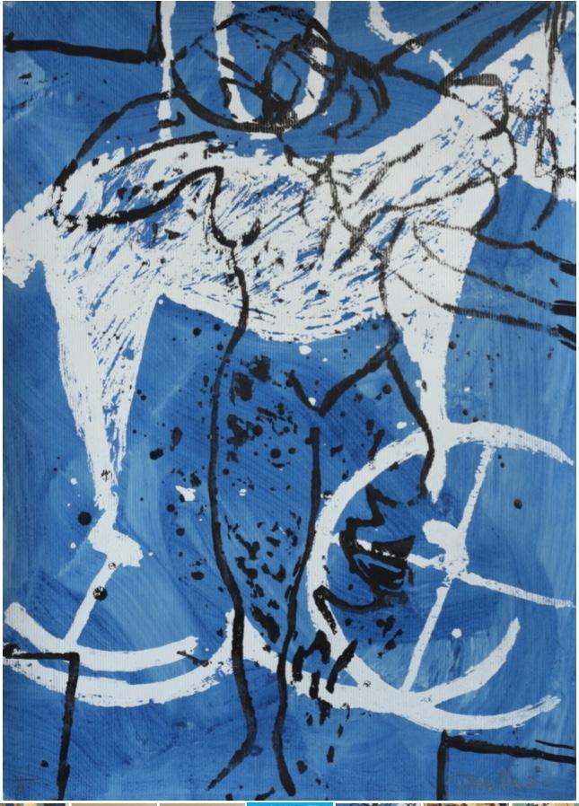 Oeuvre de Philipe R. Berthommier   galerie.garnierdelaporte.com
