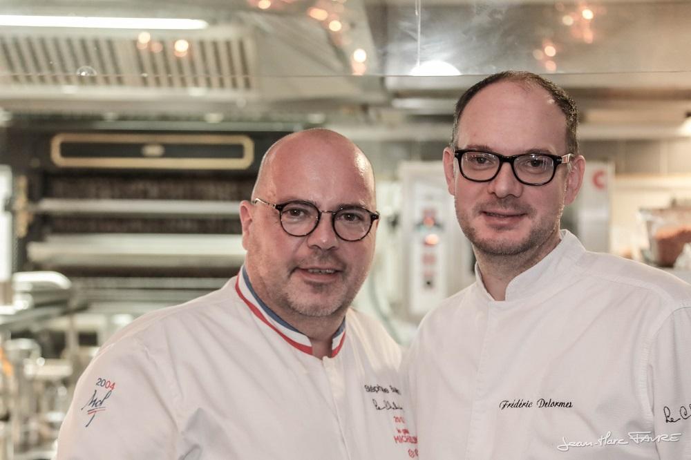 Stéphane Buron & Frédéric Delormes ©Jean-Marc Favre