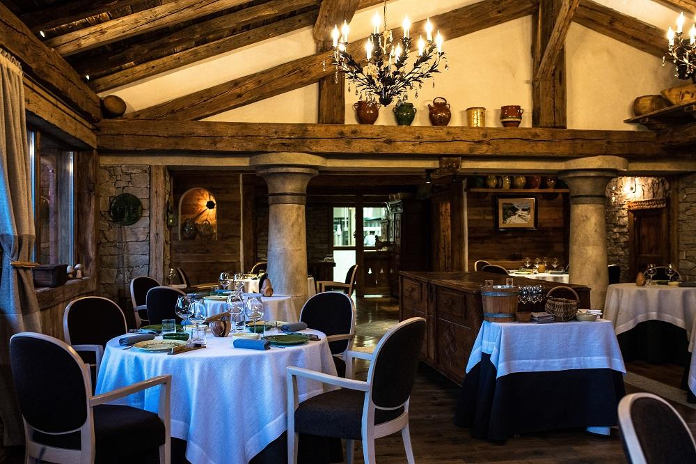 La Bouitte côté restaurant ©dr