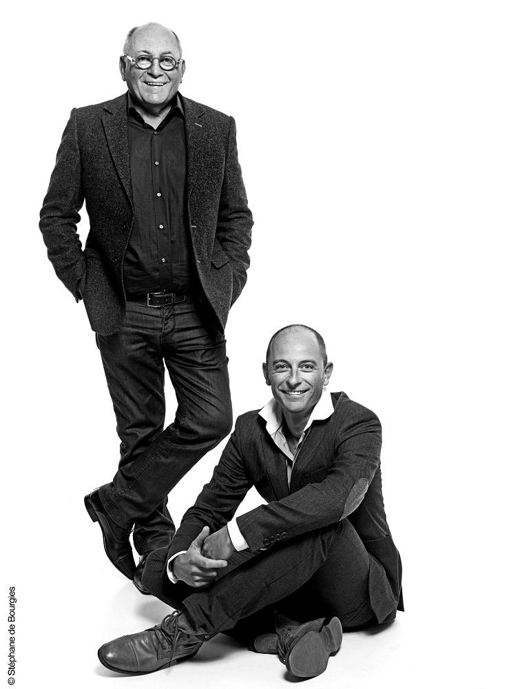 René & Maxime Meilleur - Le baroque en toute simplicité ©S. de Bourgies