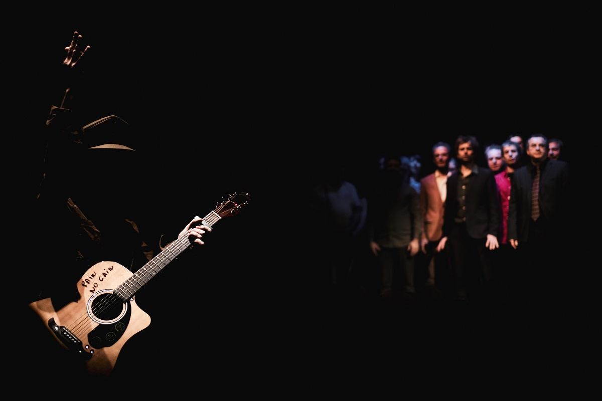 Le Cri Sélectif, chorale alternative dans la continuité ©Fanchon Bilbille