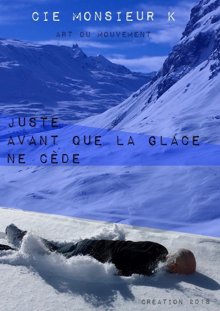 """""""Juste avant que la glace ne cède"""" / Faverges-Seythnex le 31 janvier 2020"""