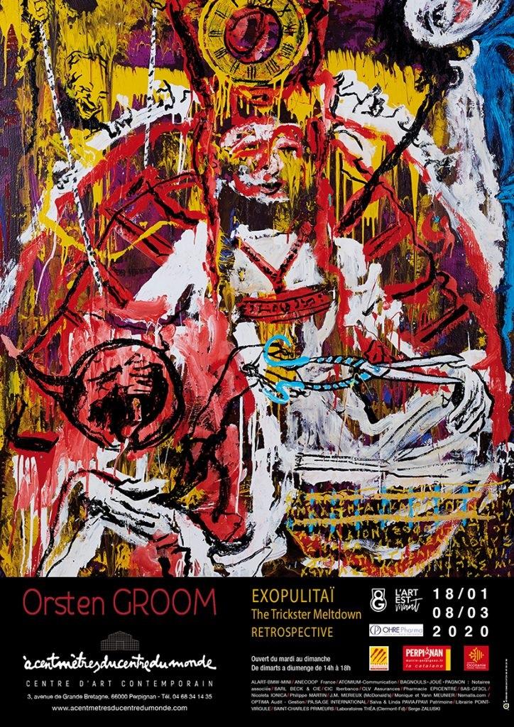 Orsten Groom (presque) au Centre du Monde
