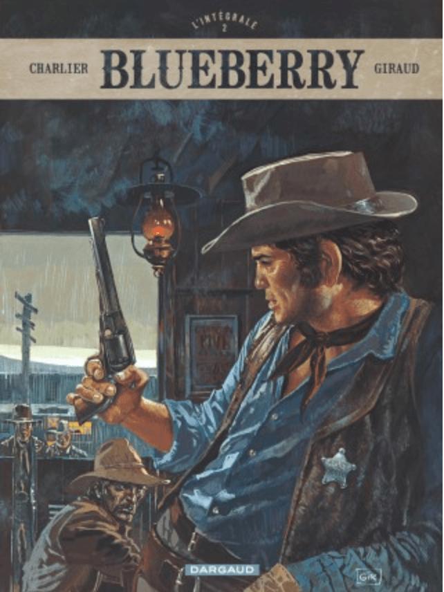 """""""Blueberry - Intégrale Tome 2"""" de Jean-Michel Charlier, Jean Giraud et Claude Poppé aux éditions Dargaud"""