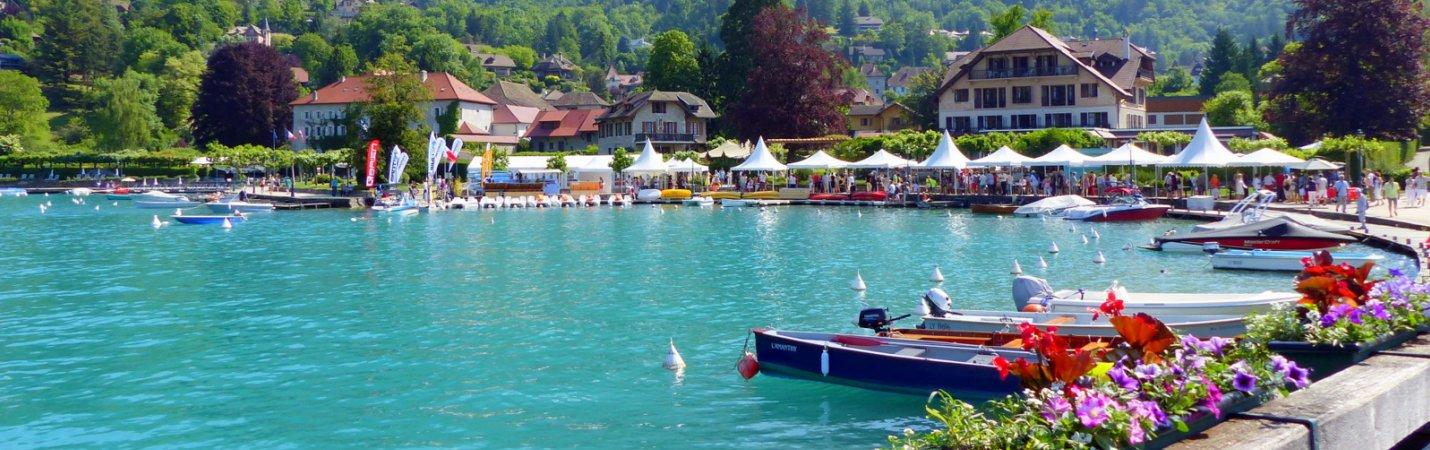 Fête du Livre ©Talloires Lac Annecy