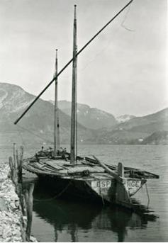 L'Espérance III, 25 tonnes de passion pour naviguer sur le lac d'Annecy