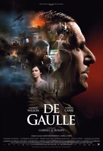 De Gaulle - Le film - Affiche ©SND