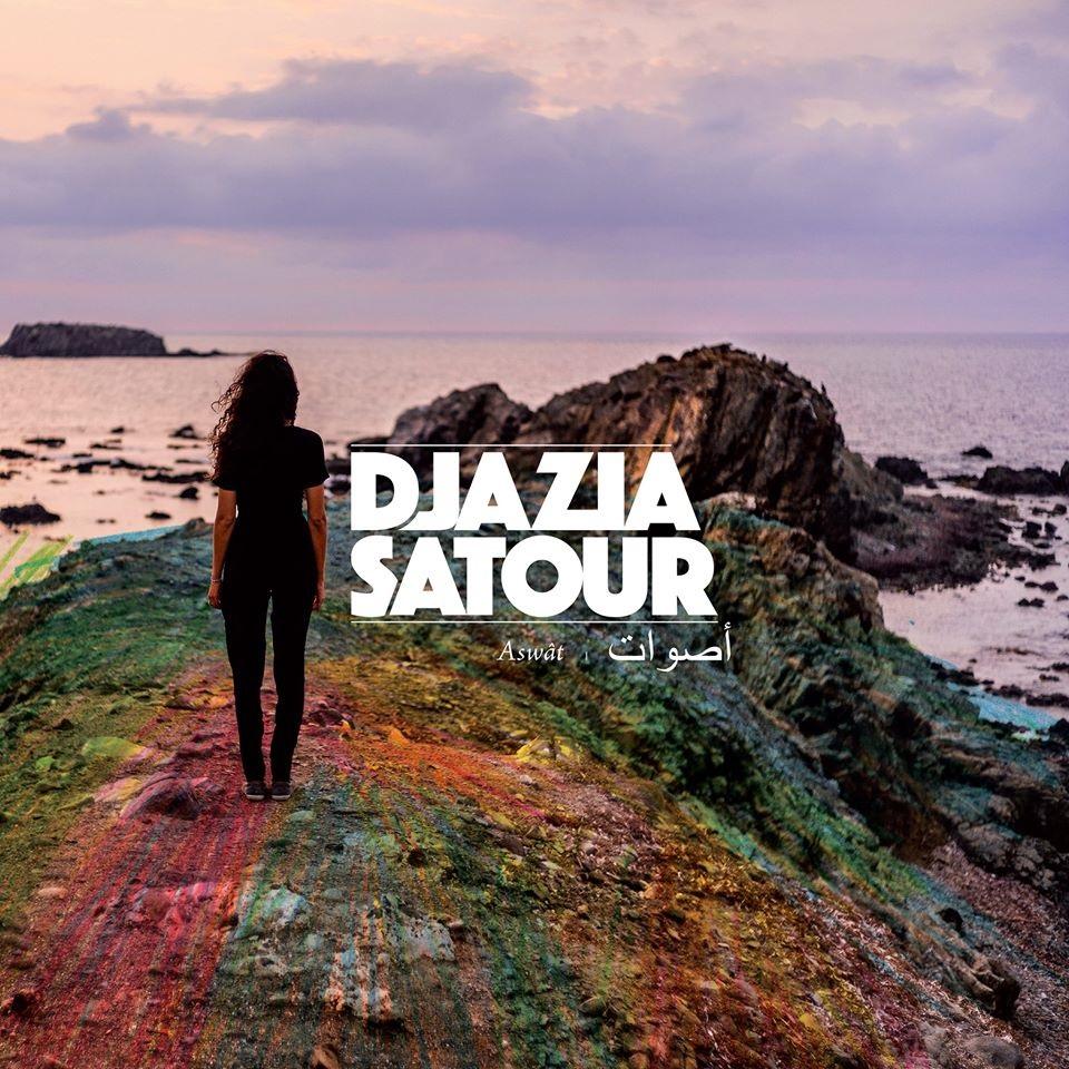 """Avec """"Aswât"""" Djazia Satour chante la couleur du passé, de l'amour, de l'exil"""