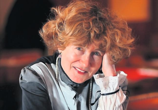Barbara Polla, médecin, galerie, écrivain. DR