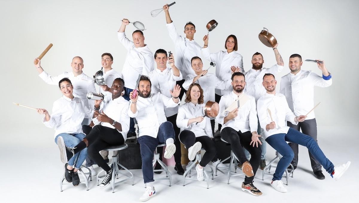 Les recettes des chefs - Top Chef Saison 11 ©M6