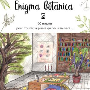 Enigma Botanica - Tela Botanica