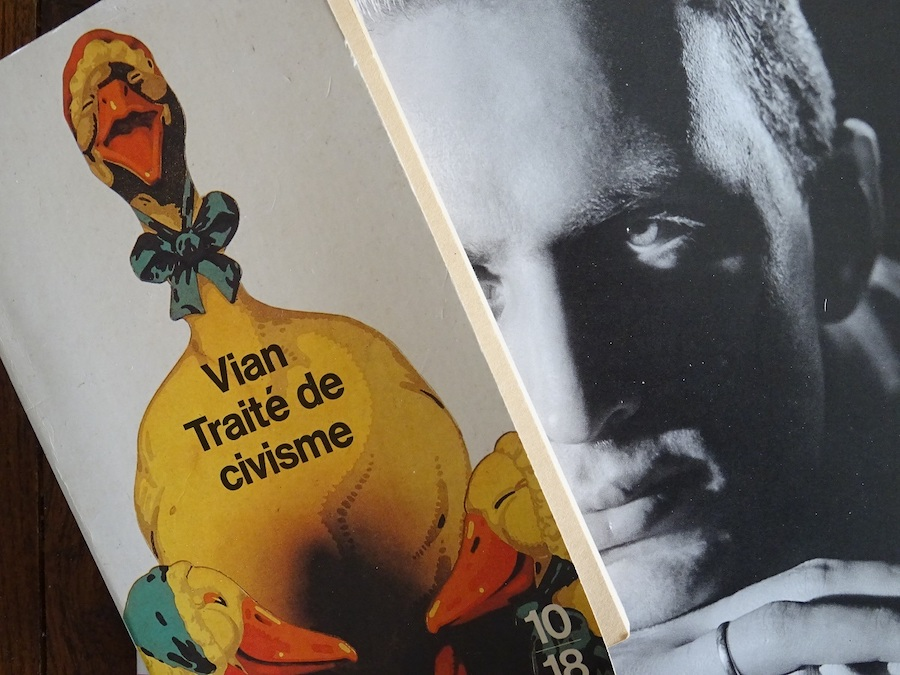 Traité de civisme de Boris Vian (1950 - 1958) ©DR