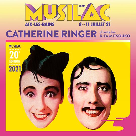 Catherine Ringer sera présent en 2021 à Musilac ©DR
