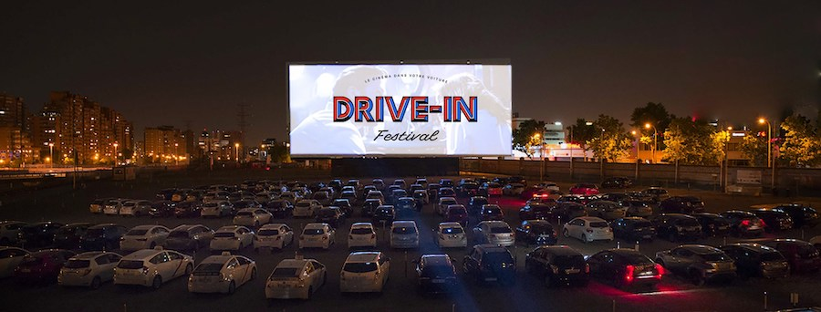 Drive-in Festival : Pour les amoureux du 7ème art ©DR
