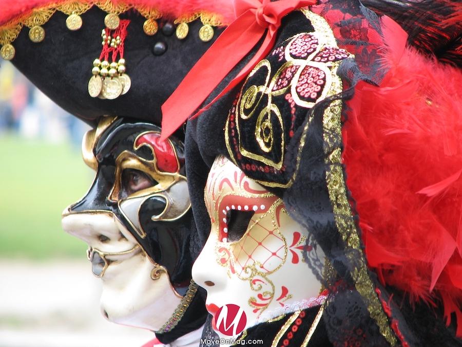Le carnaval vénitien à Annecy ©DR