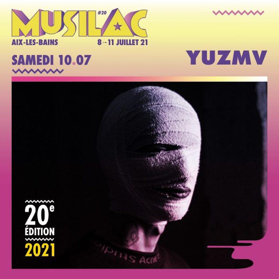 Yuzmy sera présent à Musilac en 2021 ©DR
