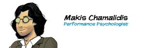 Makis Chamalidis - Performance Psychologist