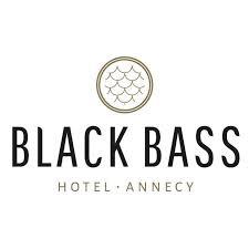 Logo Black Bass - Hôtel Annecy Sevrier