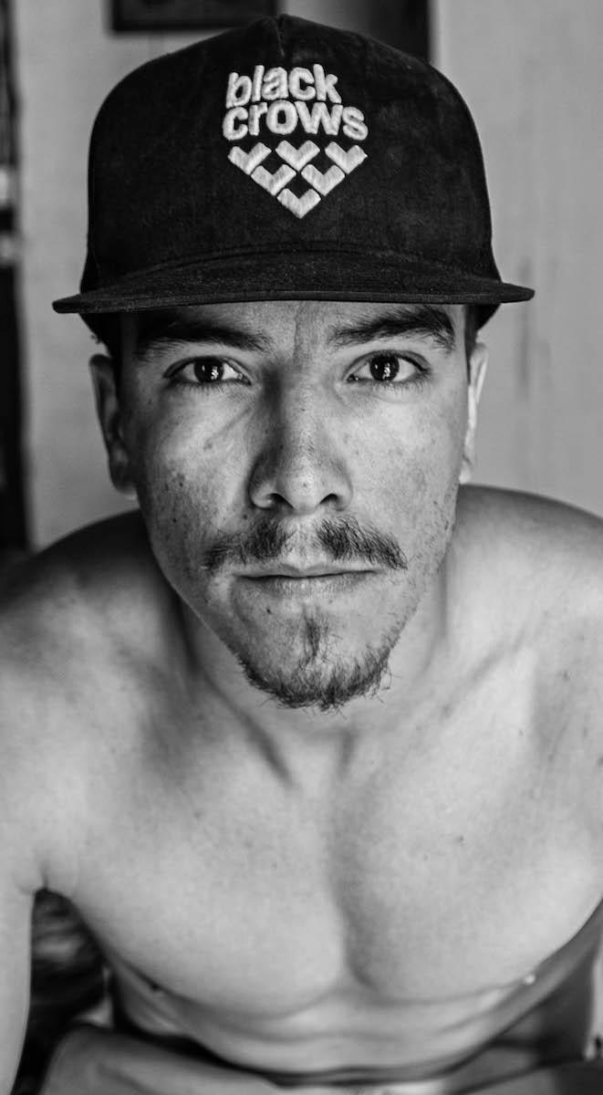 Portrait Maël Jimenez ©Maël Jimenez