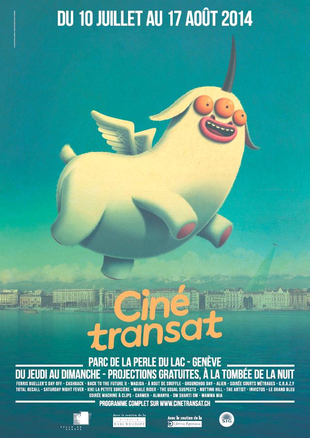 Ciné transat - Genève