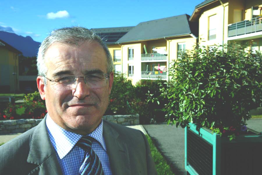 Michel Dantin, Maire de Chambéry
