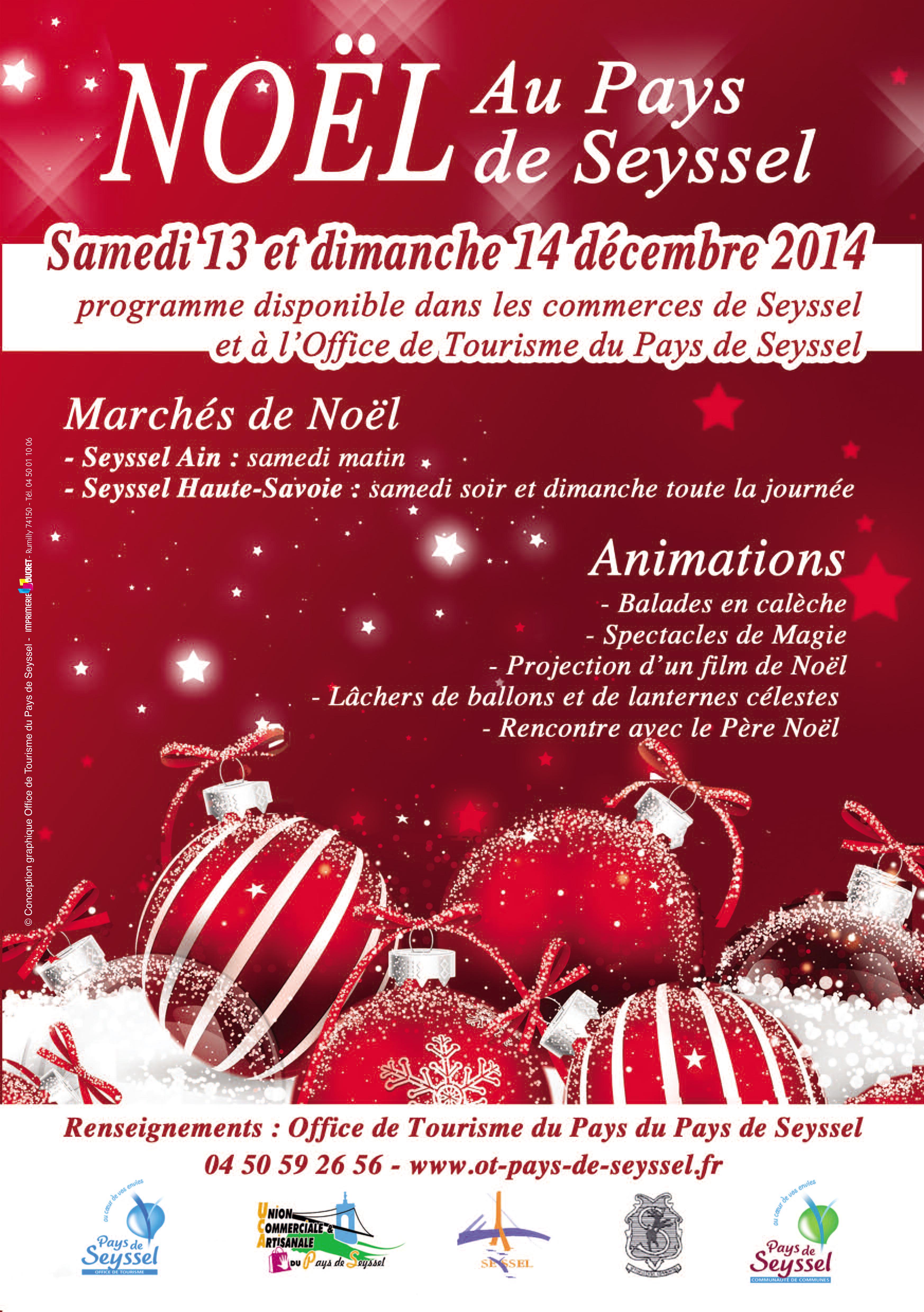 La Magie de Noël au Pays de Seyssel
