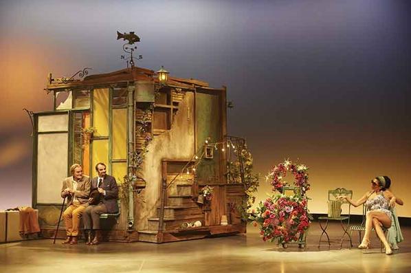 """A GAGNER ! 6 places de théâtre pour """"La Dame De La Mer"""""""