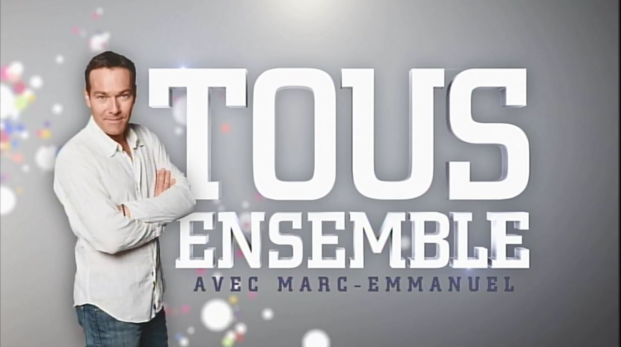 """""""Tous Ensemble"""" avec Marc-Emmanuel à Sales"""