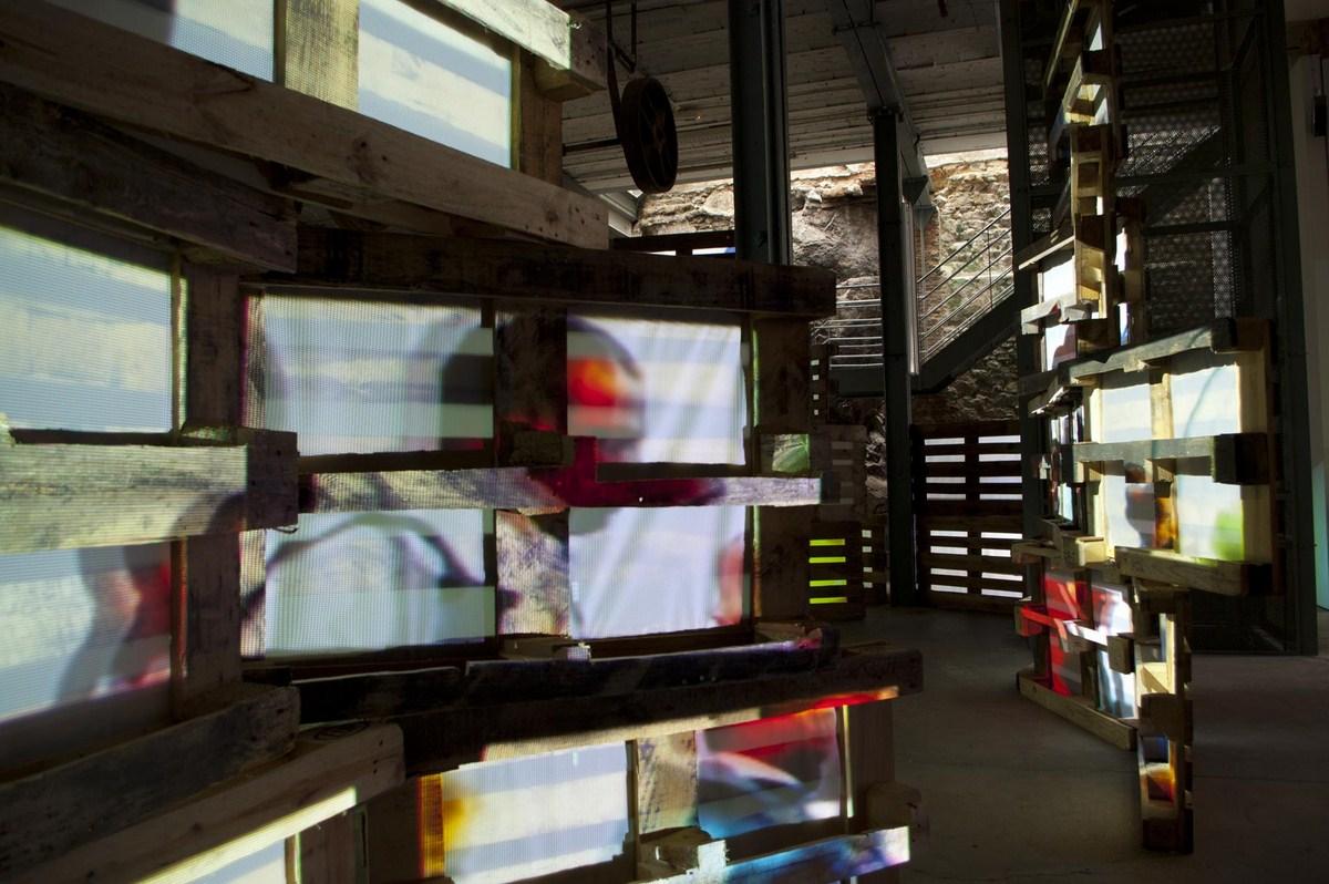 Expo Samuel Rousseau aux Haras d'Annecy du 2 juil au 27 sept 2015