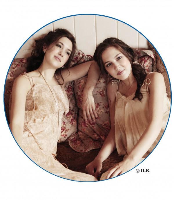 Les soeurs jumelles pianistes Christina et Michelle Naughton ©D.R.